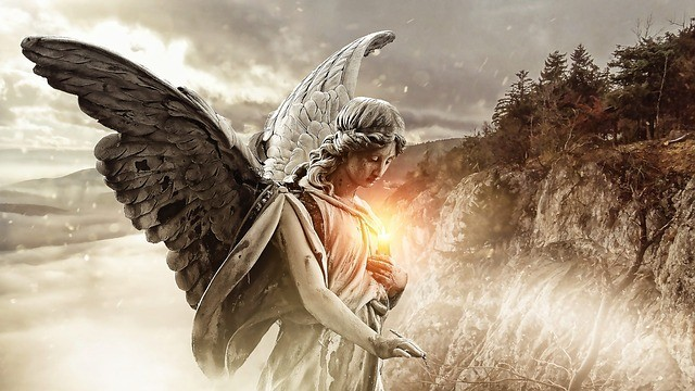 75% OF NORTH AMERICANS BELIEVE IN ANGELS
